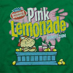 Double Bubble Pink Lemonade Shirts