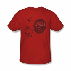 Double Bubble Shirt Swell Gum Red T-Shirt
