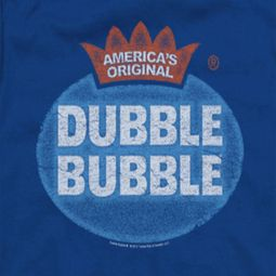 Double Bubble Vintage Logo Shirts