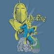 Dr. Fate T-shirt - DC Comics Adult Slate Tee