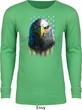 Eagle Stare Long Sleeve Thermal Shirt