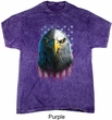 Eagle Stare Mineral Tie Dye Shirt