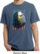 Eagle Stare Pigment Dyed Shirt