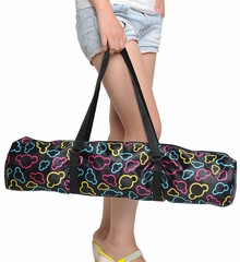 Earth Friendly Yoga Mat Bag - Clearance!