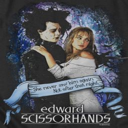 Edward Scissorhands Shirts