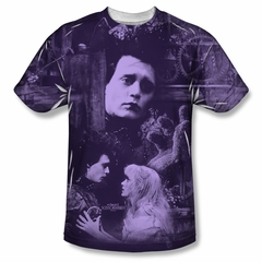 Edward Scissorhands Story Sublimation Shirt