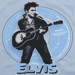 Elvis Presley 45 RPM Shirts