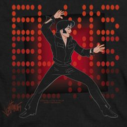 Elvis Presley 69 Anime Shirts