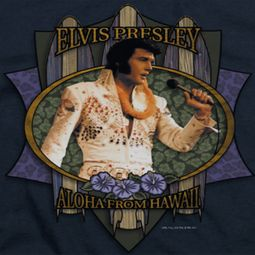 Elvis Presley Aloha From Hawaii Shirts