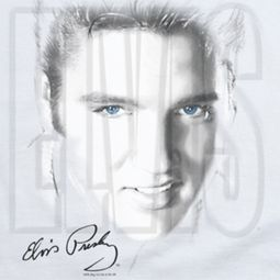 Elvis Presley Blue Eyes Shirts