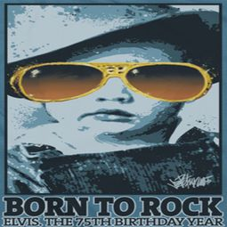 Elvis Presley Born To Rock Shirts