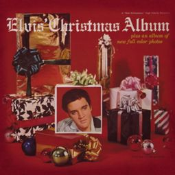 Elvis Presley Christmas Album Shirts