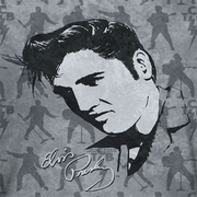 Elvis Presley Down To Business Sublimation Shirts