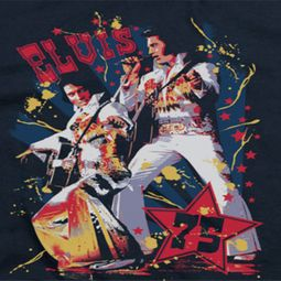 Elvis Presley Eagle Shirts