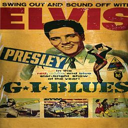 Elvis Presley GI Blues Sublimation Shirts