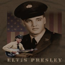 Elvis Presley GI Uniform Shirts