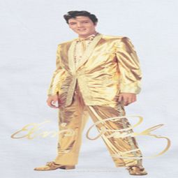 Elvis Presley Gold Suit Shirts