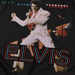 Elvis Presley Hit The Lights Shirts