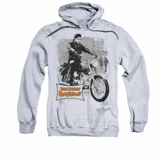 Elvis Presley Hoodie Roustabout Athletic Heather Sweatshirt Hoody