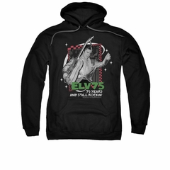 Elvis Presley Hoodie Still Rocking Black Sweatshirt Hoody