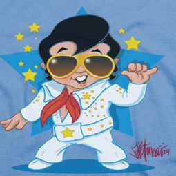 Elvis Presley Jumpsuit Shirts