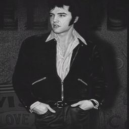 Elvis Presley Just Cool Shirts
