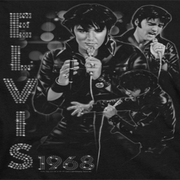 Elvis Presley Leathered 68 Shirts