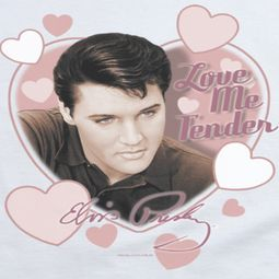 Elvis Presley Love Me Tender Shirts