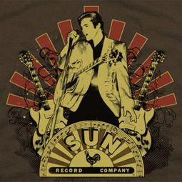 Elvis Presley Rising Shirts