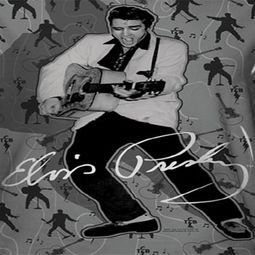 Elvis Presley Rockin All Over Sublimation Shirts