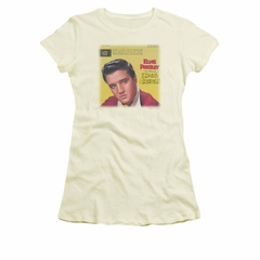 Elvis Presley Shirt Juniors Creole Cream T-Shirt