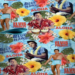 Elvis Presley Surfs Up Sublimation Shirts