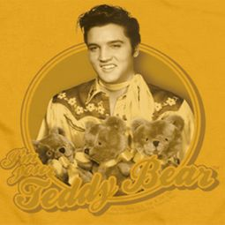 Elvis Presley Teddy Bear Shirts