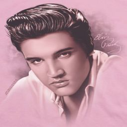Elvis Presley The Stare Shirts