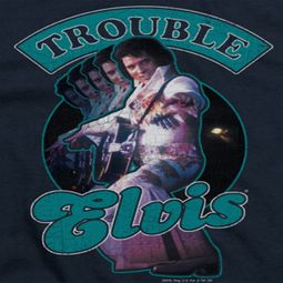 Elvis Presley Total Trouble Soundtrack Shirts