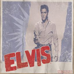 Elvis Presley Tough Guy Poster Shirts