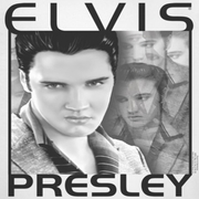 Elvis Presley Up Front Shirts