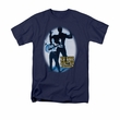 Elvis T-shirt - Hands Up Classic - Navy Blue
