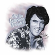 Elvis T-shirt - Lonesome Tonight Classic - White