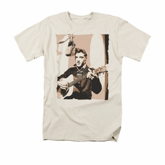 Elvis T-shirt - Sepia Studio Classic Rock - Cream Color