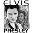 Elvis T-shirt - Up Front Classic - White