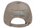 Embroidered New York and Lackpard Patches Hat - Lackpard Cap - Khaki
