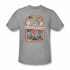 Emergency Shirt Cast Athletic Heather T-Shirt