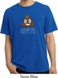 Emoji Shit Happens Pigment Dyed Shirt