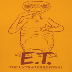 ET Shirts - Extra Terrestrial Alien Swag Shirts