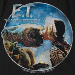 ET Shirts - Extra Terrestrial Gertie Kisses Shirts