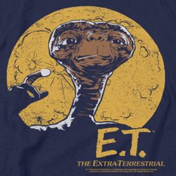 ET Shirts - Extra Terrestrial Moon Frame Shirts