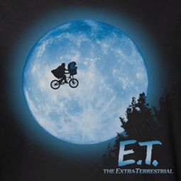 ET Shirts - Extra Terrestrial Moon Scene Shirts