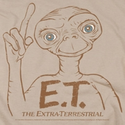 ET Shirts - Extra Terrestrial Pointing Shirts