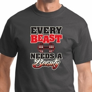 Every Beast Mens Fitness Shirts